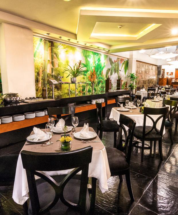 Restaurant Hôtel GHL Abadía Plaza Pereira