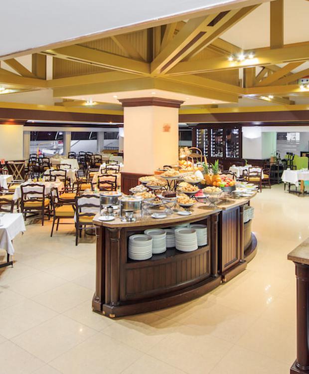 Petit-déjeuner buffet Hôtel Tequendama Bogota