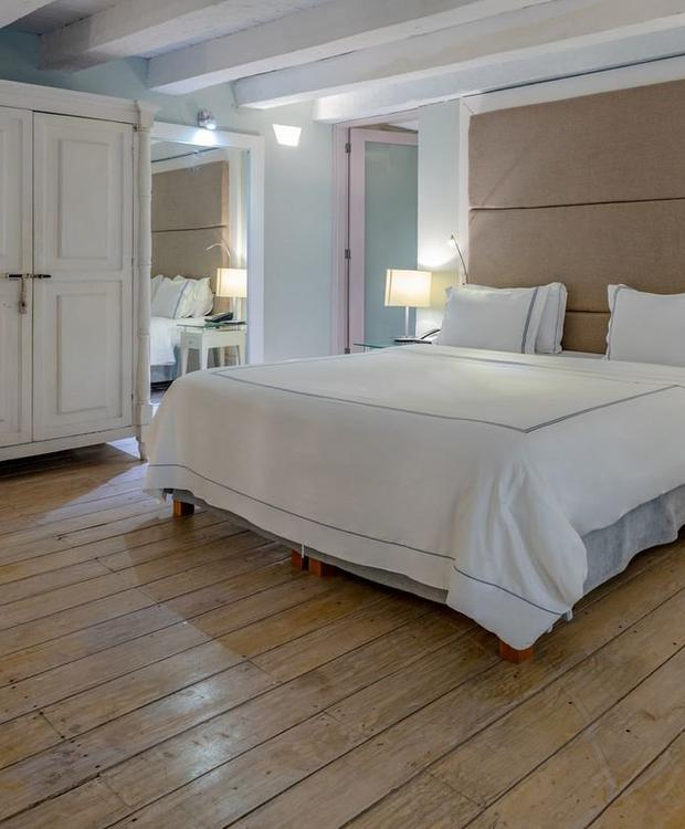Chambre Hôtel GHL Collection Armería Real Hotel Carthagène des Indes