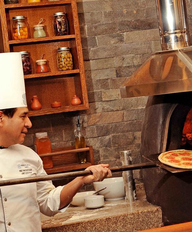 Pizzeria Sonesta Hôtel Cusco Cusco