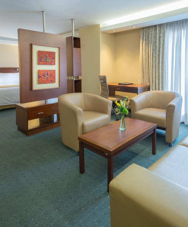 Suite Junior GHL Hotel Capital GHL Hôtel Capital Bogota
