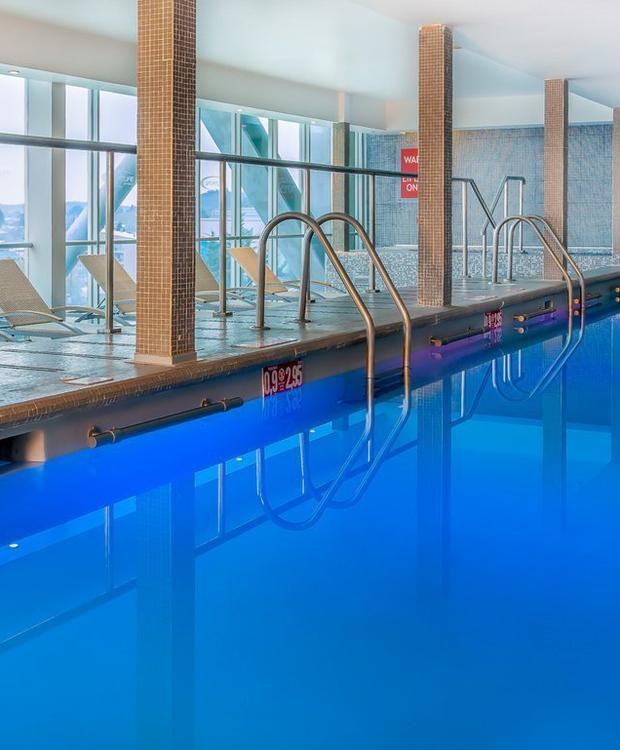 Piscine Hôtel Four Points by Sheraton Los Angeles Los Angeles