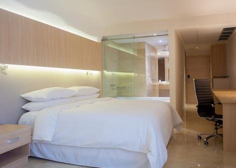 CHAMBRE JUNIOR SUITE  Hotel Four Points By Sheraton Barranquilla Barranquilla