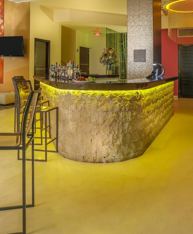Asia Bar Hôtel Sonesta Barranquilla Barranquilla