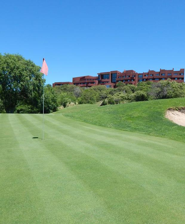Façade Pueblo Nativo Resort, Golf & Spa Córdoba