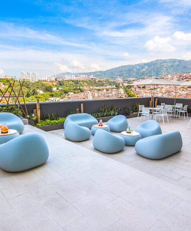 Terrasse Sonesta Hotel Bucaramanga  Bucaramanga