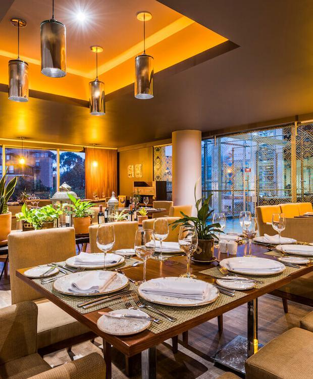 Restaurant Sonesta Hôtel Bogota Bogota