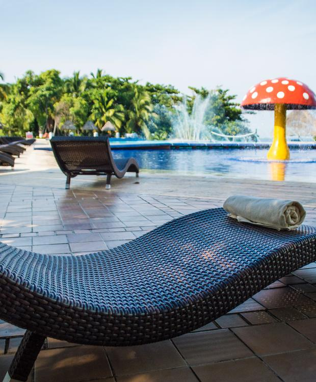 Espace piscine Hôtel GHL Relax Costa Azul Santa Marta