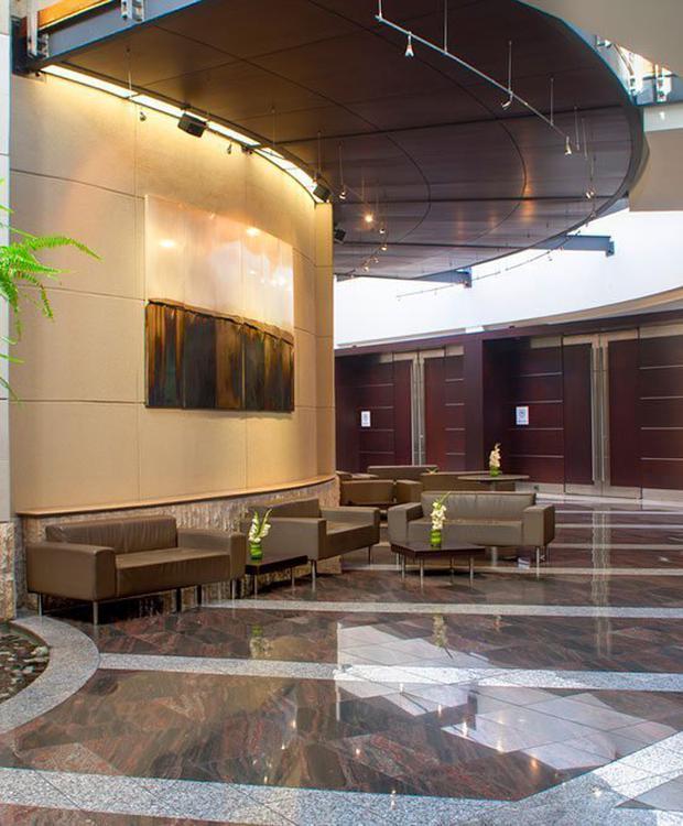 Lobby Sheraton Quito Hôtel Quito