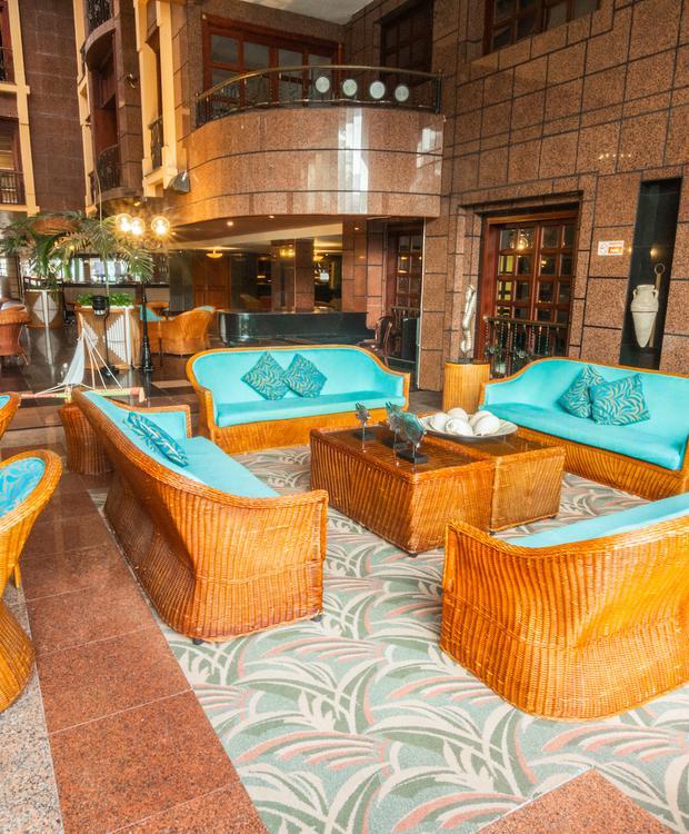 Lobby GHL GHL Relax Hotel Sunrise San Andres