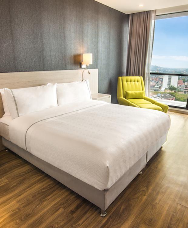 Chambre King Standard Sonesta Hotel Ibague Ibagué