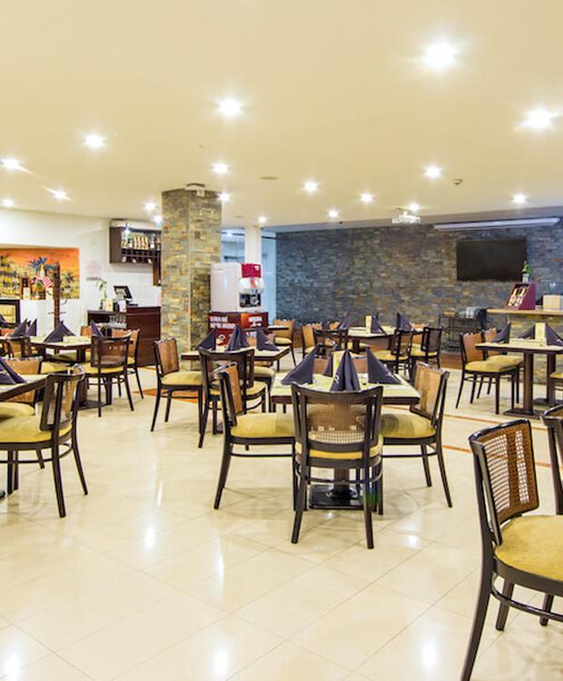 Restaurant Hôtel Tequendama Bogota