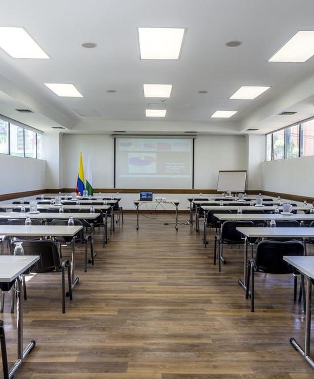 Salle de réunion Portón GHL Hôtel Portón Medellín Medellín