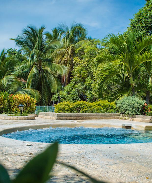 Zones humides Hôtel GHL Relax Costa Azul Santa Marta