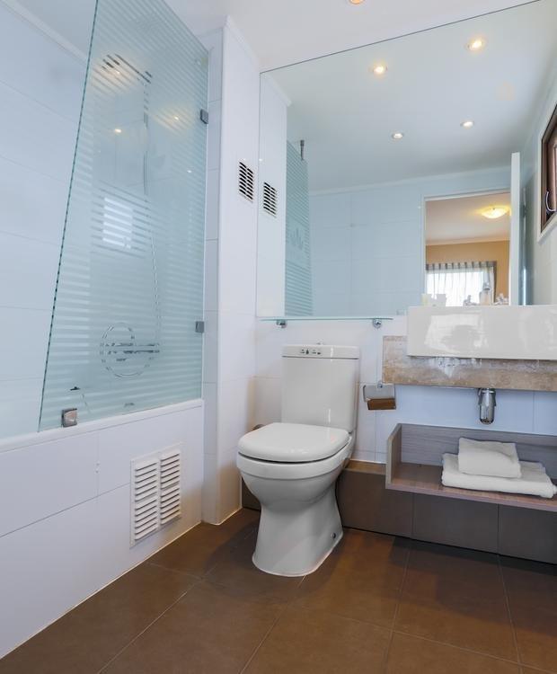 Toilet Hotel Geotel Antofagasta Antofagasta