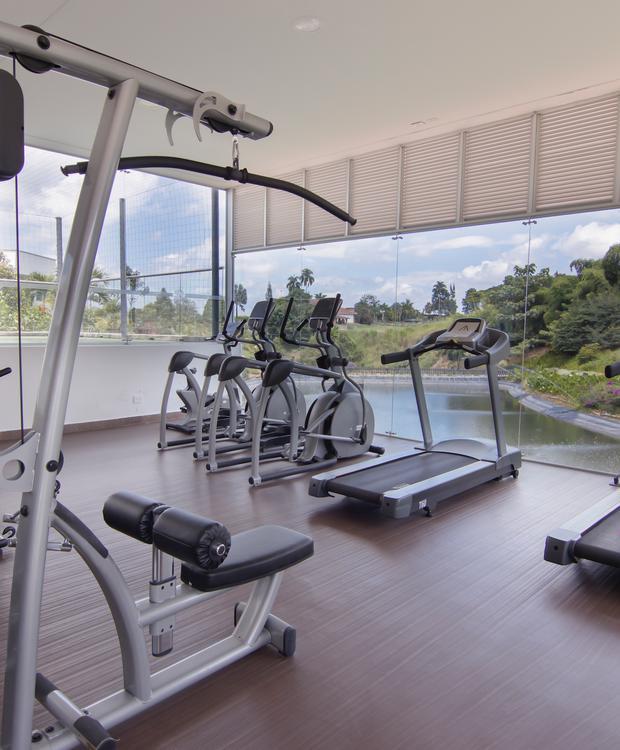 Gym Sonesta Hôtel Pereira Pereira