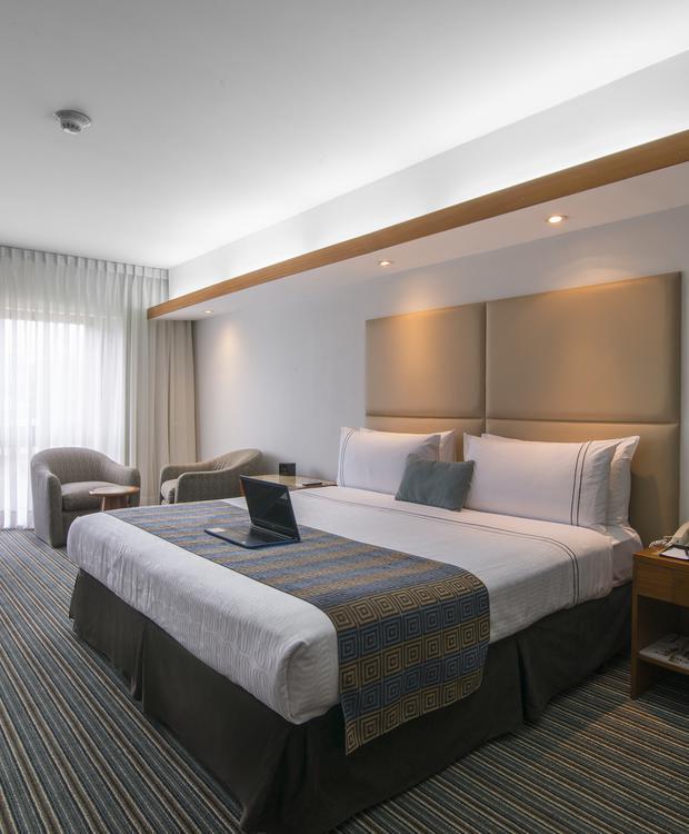Chambres Sonesta Hôtel El Olivar Lima