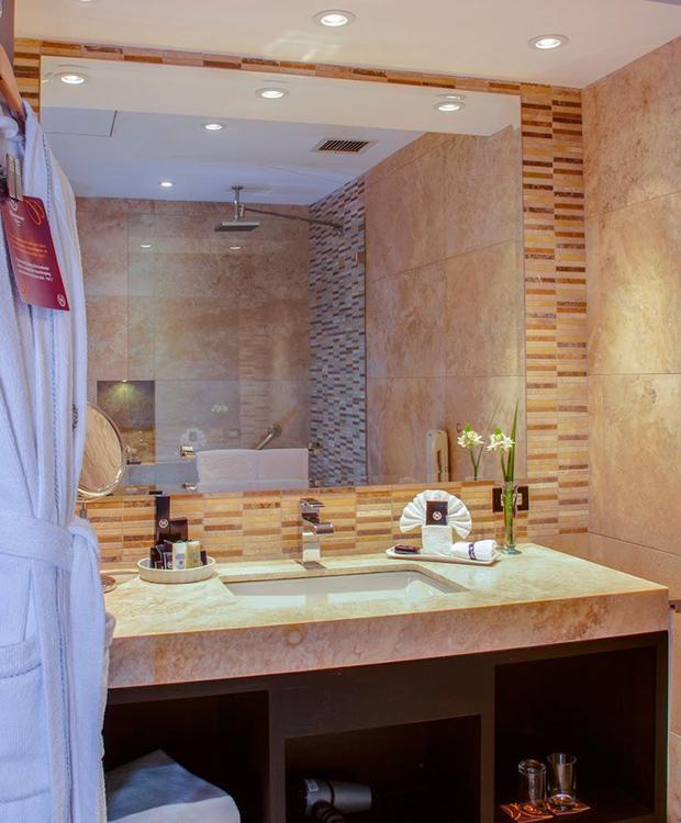 Salle de bains Sheraton Quito Hôtel Quito