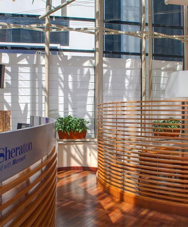 Business corner Sheraton Quito Hôtel Quito