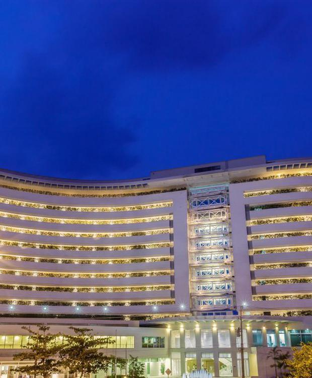 Façade GHL Hôtel Relax Corales de Indias Carthagène des Indes