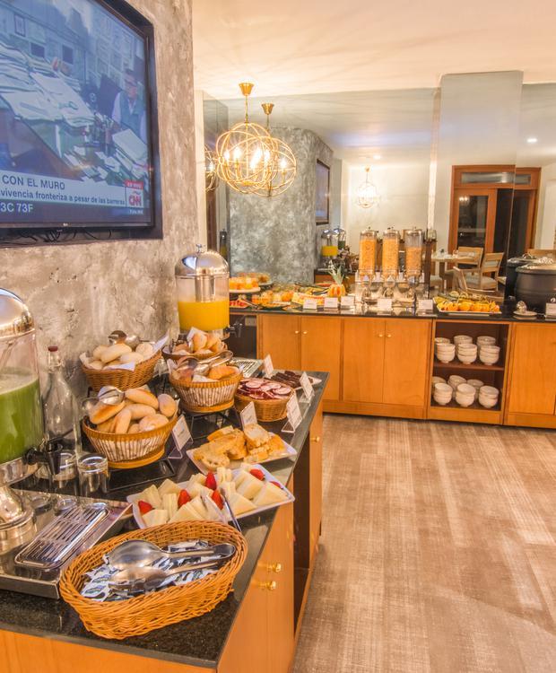 Restaurant Cook´s Hôtel GHL Collection Hamilton Bogota