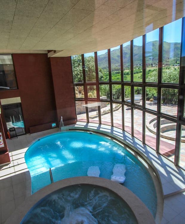 Piscine intérieure Pueblo Nativo Resort, Golf & Spa Córdoba