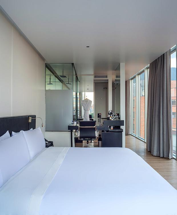 Chambre Hôtel GHL Collection 93 Bogota
