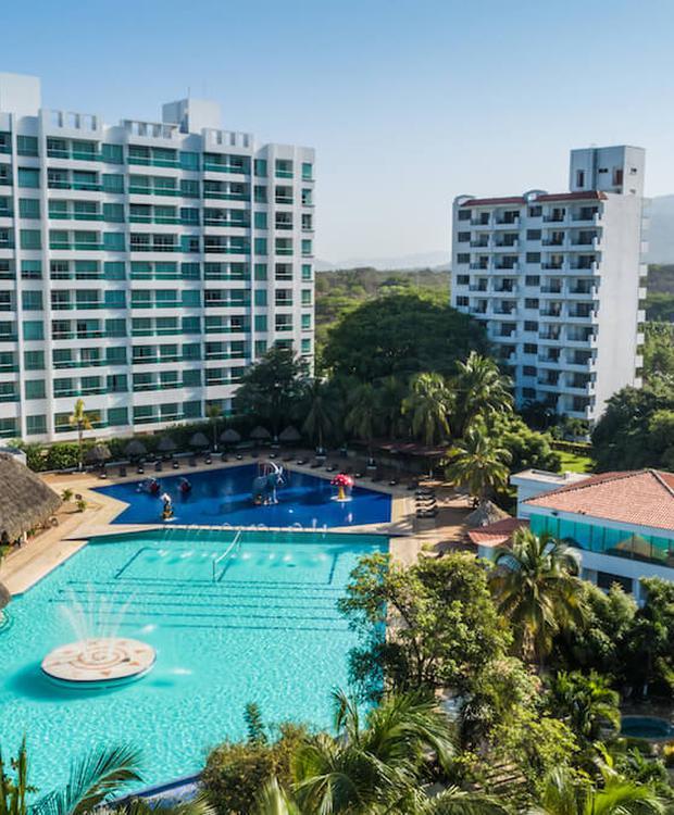 Façade HGL Hôtel Relax Costa Azul Santa Marta