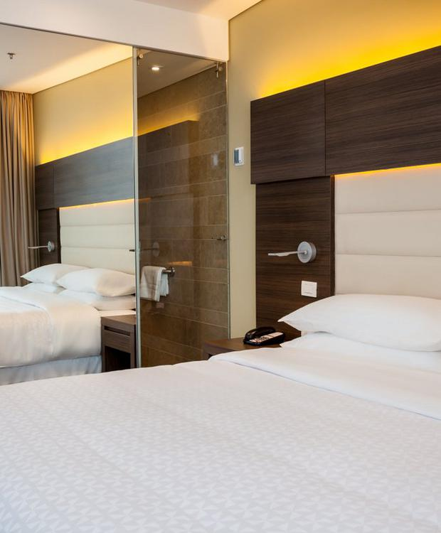 Chambre Hôtel Four Points By Sheraton Bogota Bogota