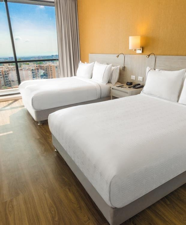 Chambre Twin Standard Sonesta Hotel Ibague Ibagué