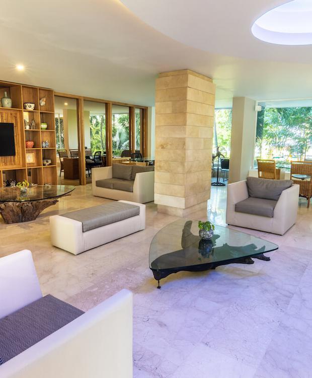 Hall HGL Hôtel Relax Costa Azul Santa Marta