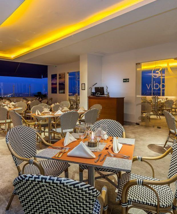 Restaurant GHL Hôtel Grand Villavicencio Villavicencio