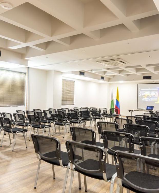 Salle de réunion Aquitania GHL Hôtel Portón Medellín Medellín