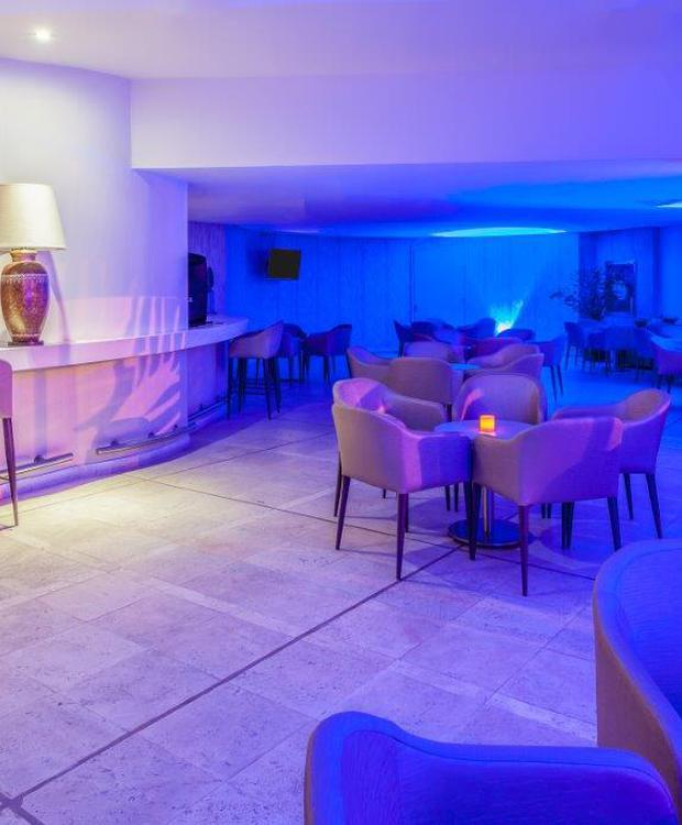 Bar Corales GHL Hôtel Relax Corales de Indias Carthagène des Indes