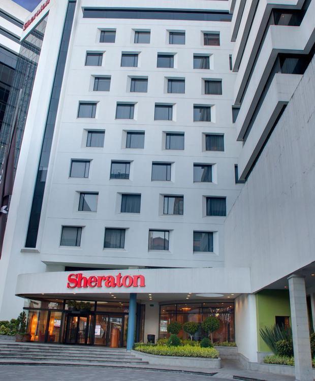 Façade Sheraton Quito Hôtel Quito
