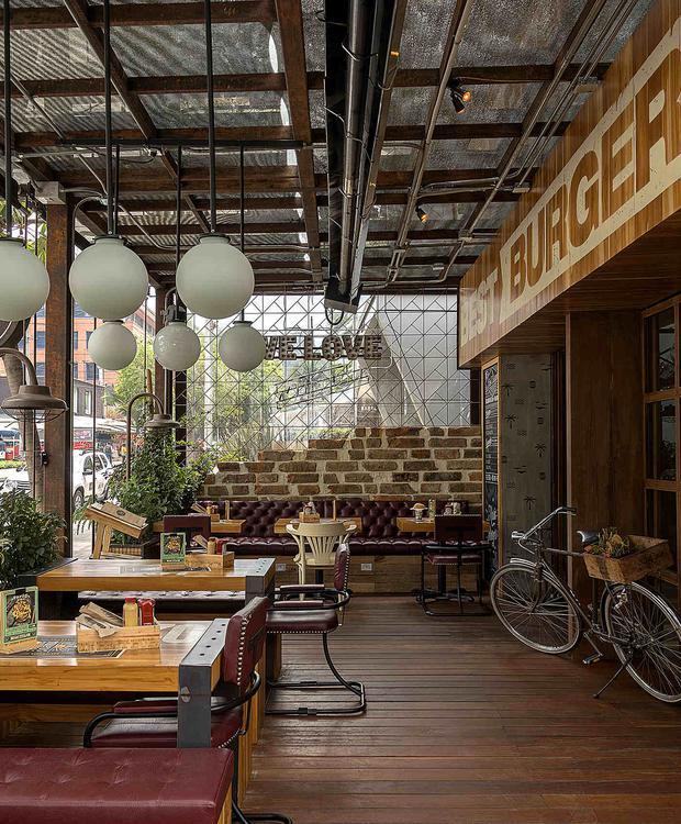 Chef Burgers Hôtel GHL Collection 93 Bogota