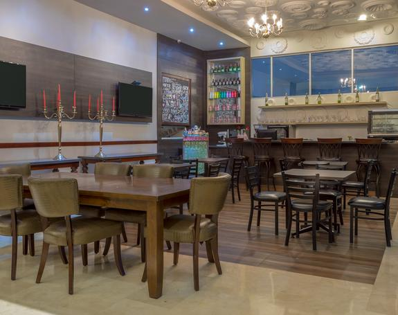 BAR LOBBY GHL Collection Barranquilla Hôtel Barranquilla