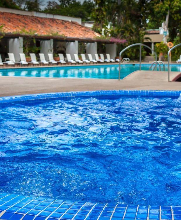Jacuzzi GHL Relax Hôtel Club El Puente Girardot
