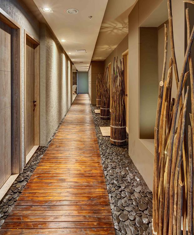 Lobby SPA Montería GHL Hôtel Montería Montería