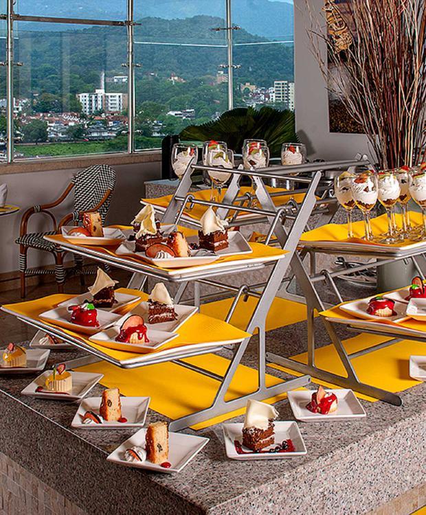 Buffet Villavicencio GHL Hôtel Grand Villavicencio Villavicencio