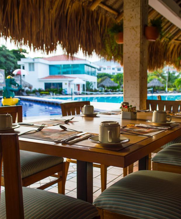 Restaurant Hôtel GHL Relax Costa Azul Santa Marta