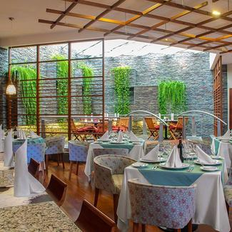 RESTAURANT LA FUENTE SUSHI & GRILL Sheraton Guayaquil Hôtel Guayaquil