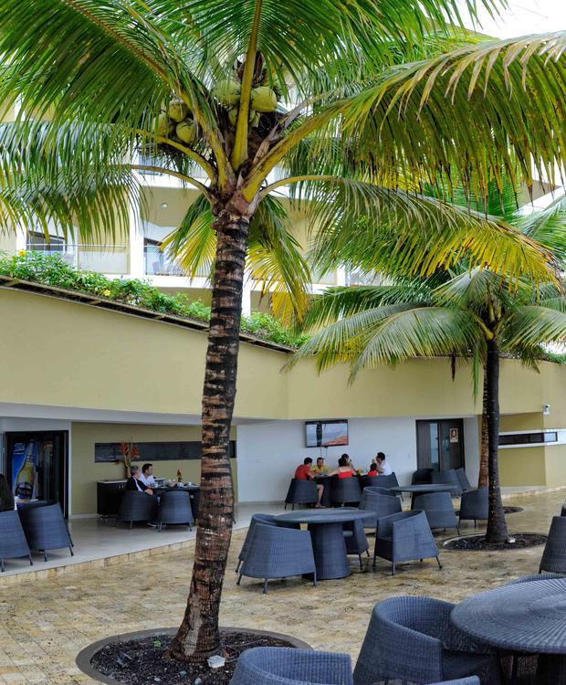 Restaurant GHL Relax Hôtel Makana Resort Tonsupa