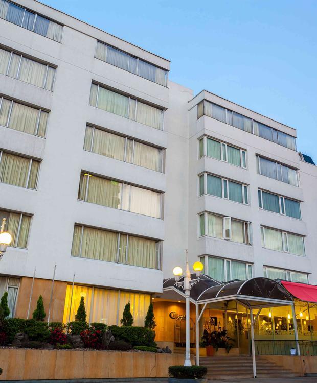Fachada Belvedere GHL Style Hôtel Belvedere Bogota