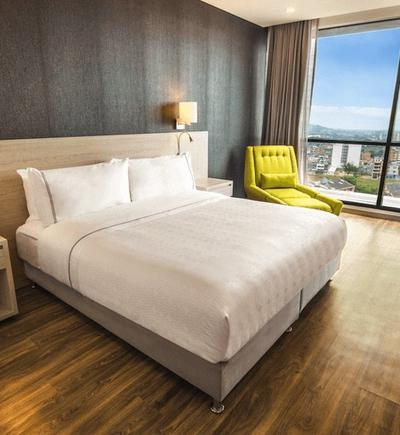 Business king chambre sonesta hotel ibague ibagué
