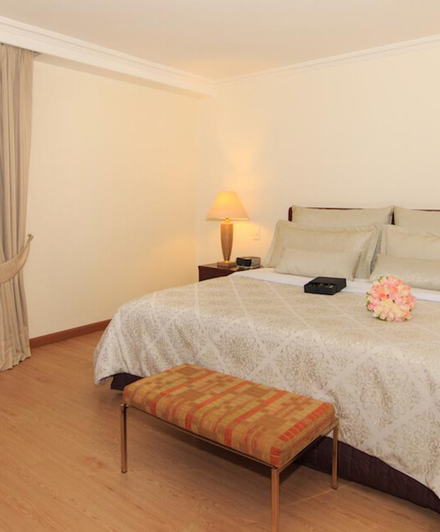 Chambre Hôtel Tequendama Bogota