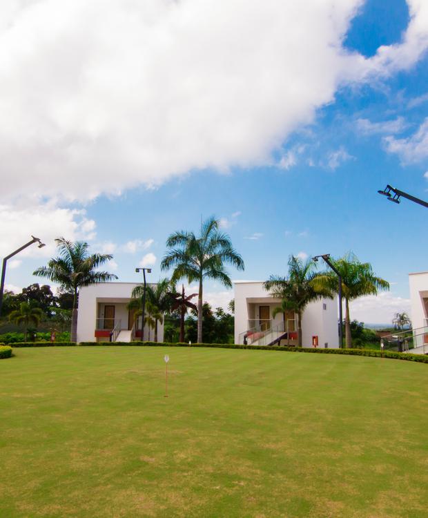 Terrain de golf Sonesta Hôtel Pereira Pereira