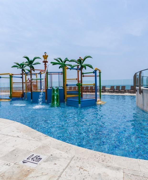 Piscine GHL Hôtel Relax Corales de Indias Carthagène des Indes