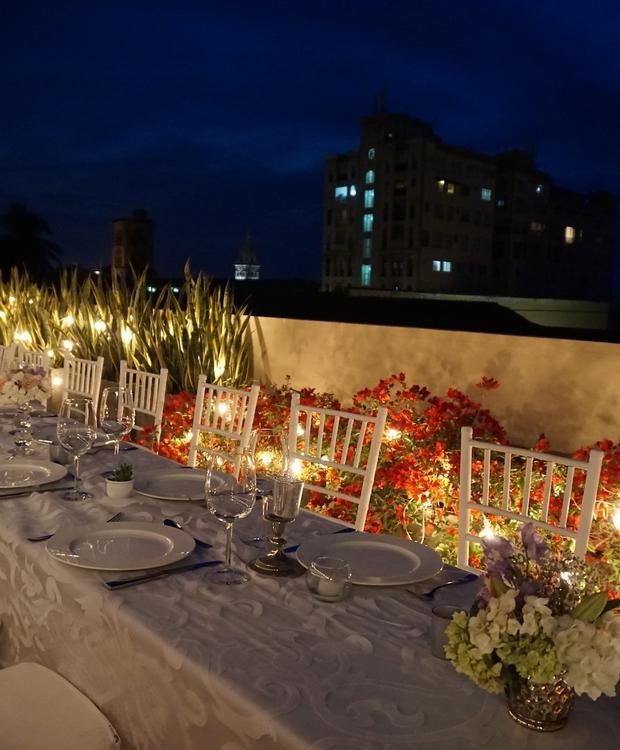 Événements à Bastión Luxury Hotel Bastión Luxury Hotel Carthagène des Indes