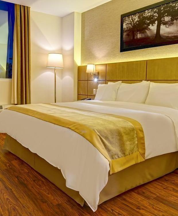 Chambre standard king Hôtel Radisson Guayaquil Guayaquil